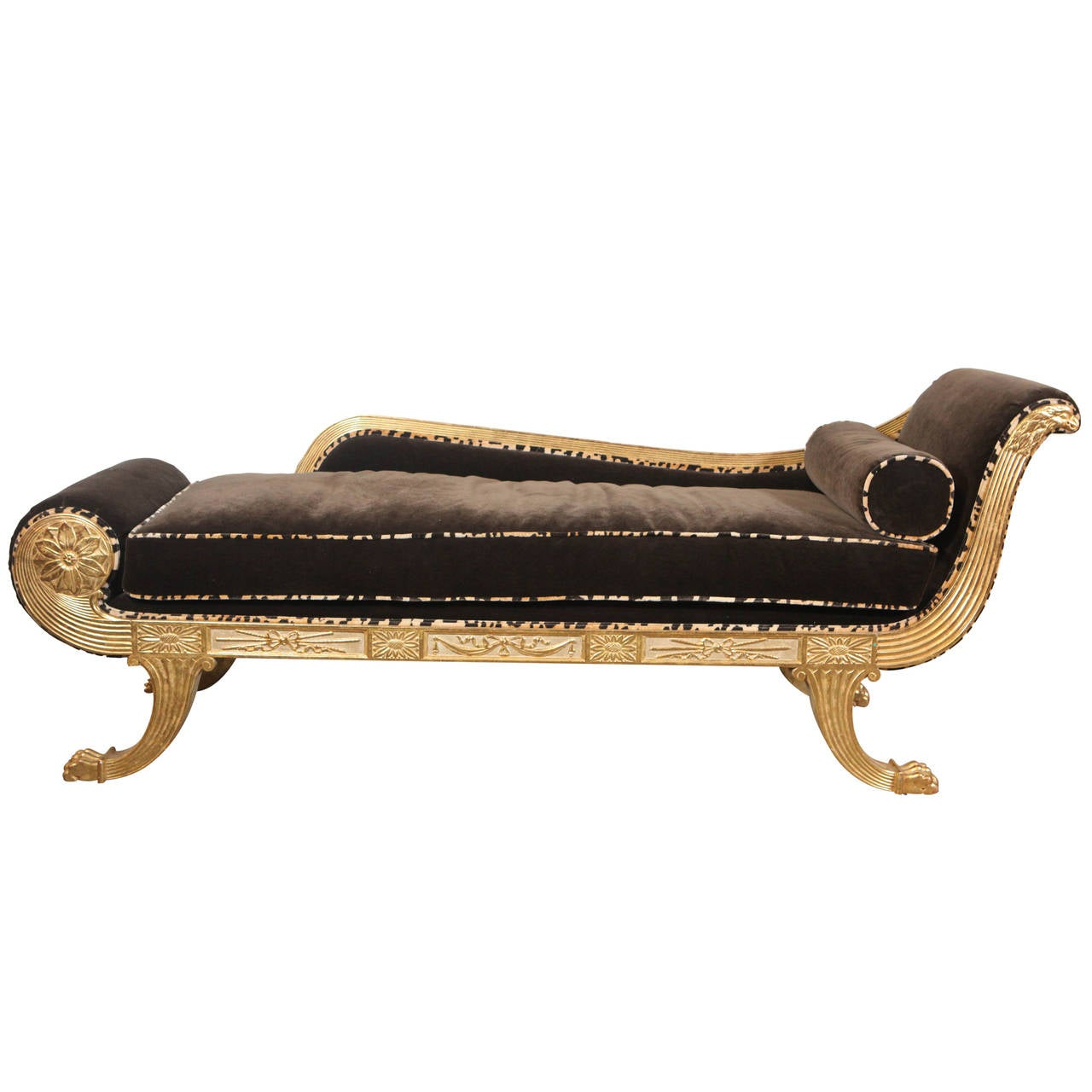 19th century chaise longue for sale at 1stdibs