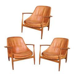 Ib Kofod-Larsen Elizabeth Lounge Chairs