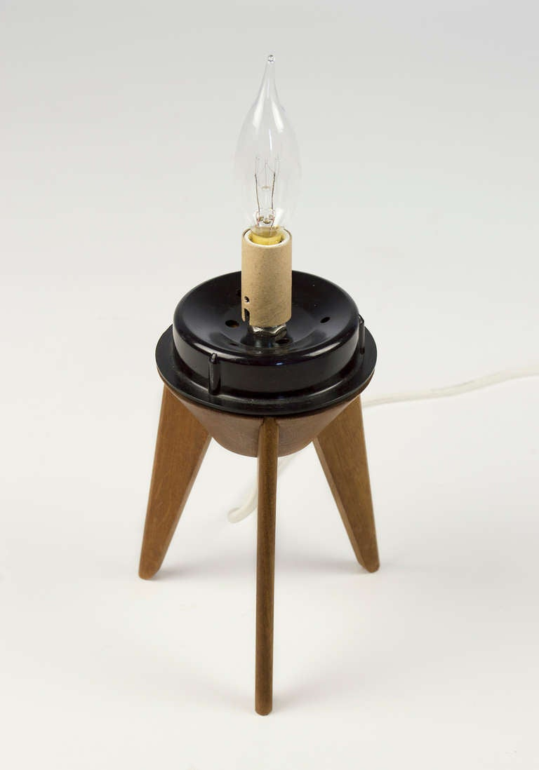 Unique Table Lamps : Unique mid century french table lamp at stdibs