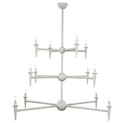 12 Branch Avron Chandelier ( limited edition )