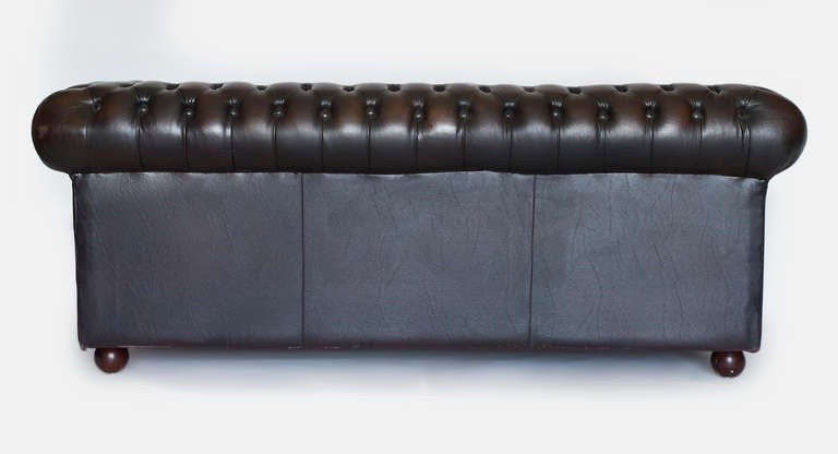 Mid-20th Century Chesterfield Sofa For Sale
