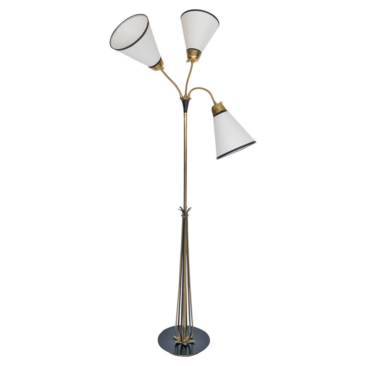 this mid century french floor lamp is no longer available. Black Bedroom Furniture Sets. Home Design Ideas