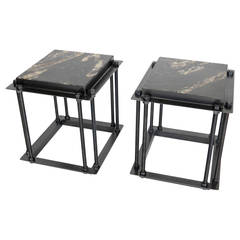 Pair of Simplon Side Tables