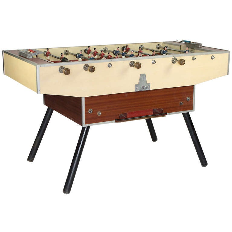 1950 S French Foosball Table