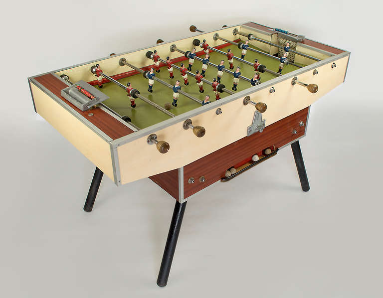 Mid 20th Century 1950u0027s French Foosball Table For Sale
