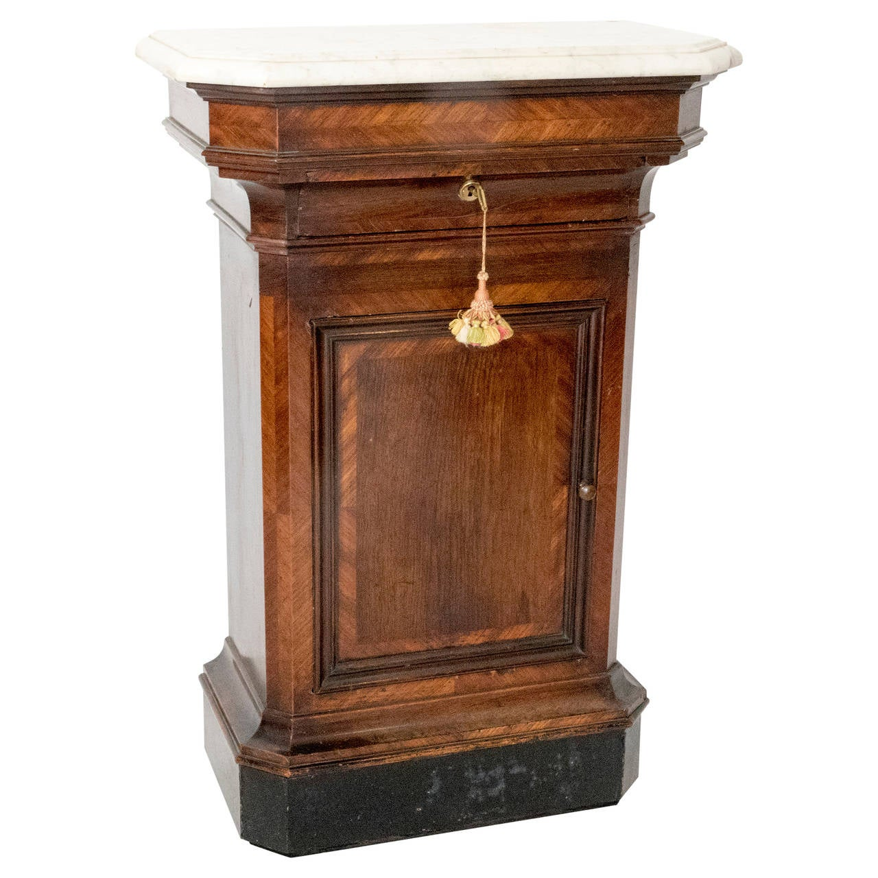 19th century french pedestal cabinet at 1stdibs for 19th century kitchen cabinets