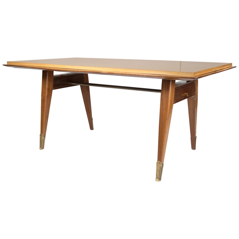 1950 French Dining Table For Sale