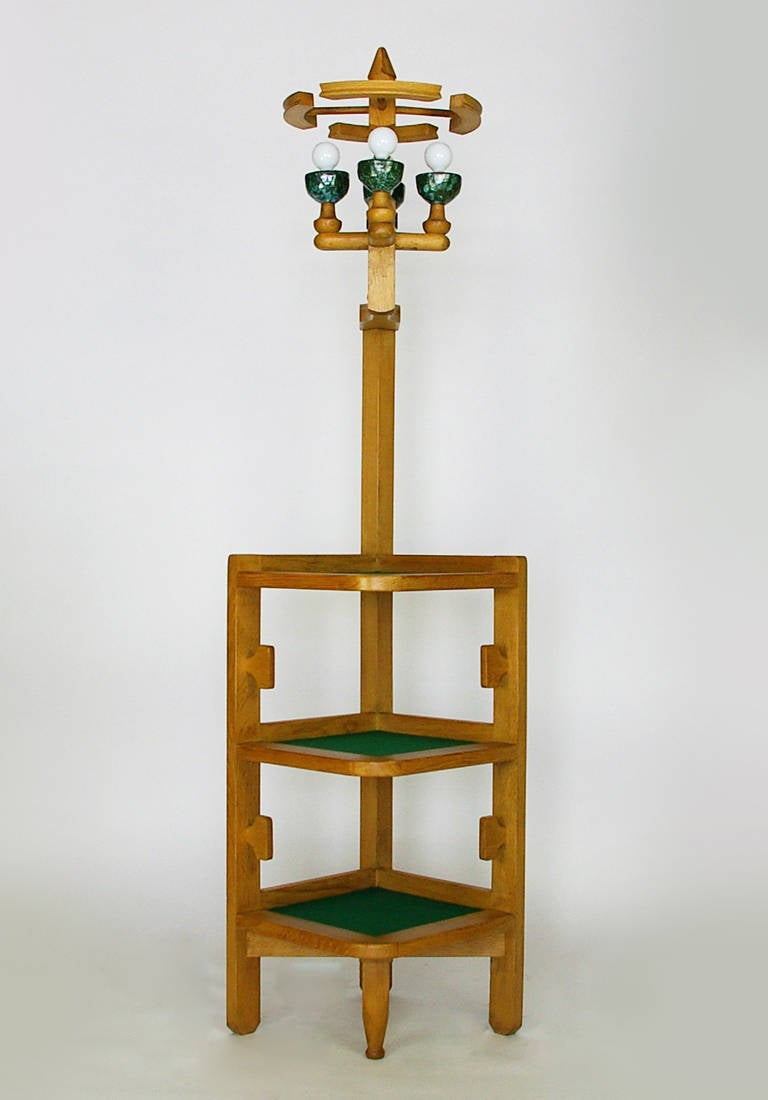 this side table floor lamp by guillerme et chambron is no longer. Black Bedroom Furniture Sets. Home Design Ideas