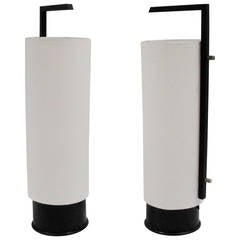 Pair of Table Lamps by Arlus