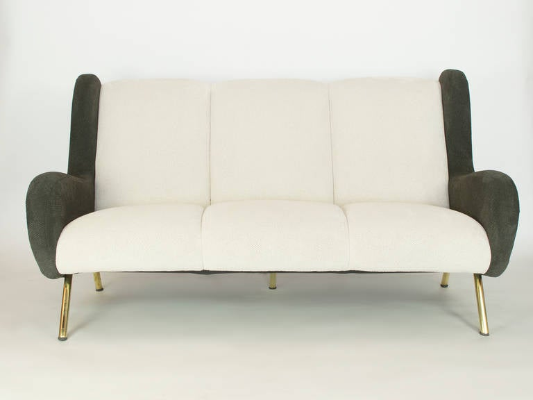 Mid-20th Century Senior Couch by Marco Zanuso, 1955 For Sale