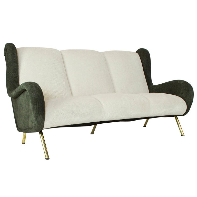 Senior Couch by Marco Zanuso, 1955 For Sale