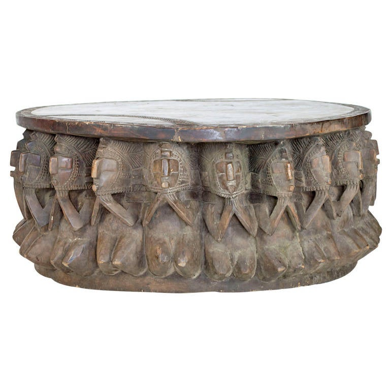 Tree Trunk Coffee Table South Africa: Baga Chief Table At 1stdibs