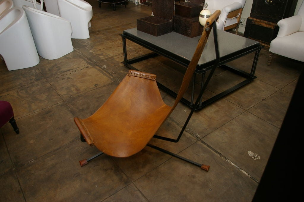 "Dan Wenger ""Lotus"" chair 6"