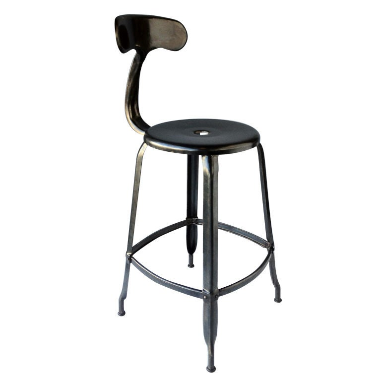 Nicolle Stool Counter Height At 1stdibs