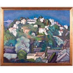 """Jean Negulesco (1900-1993) """"View Up Highland"""" Hollywood 1930s"""
