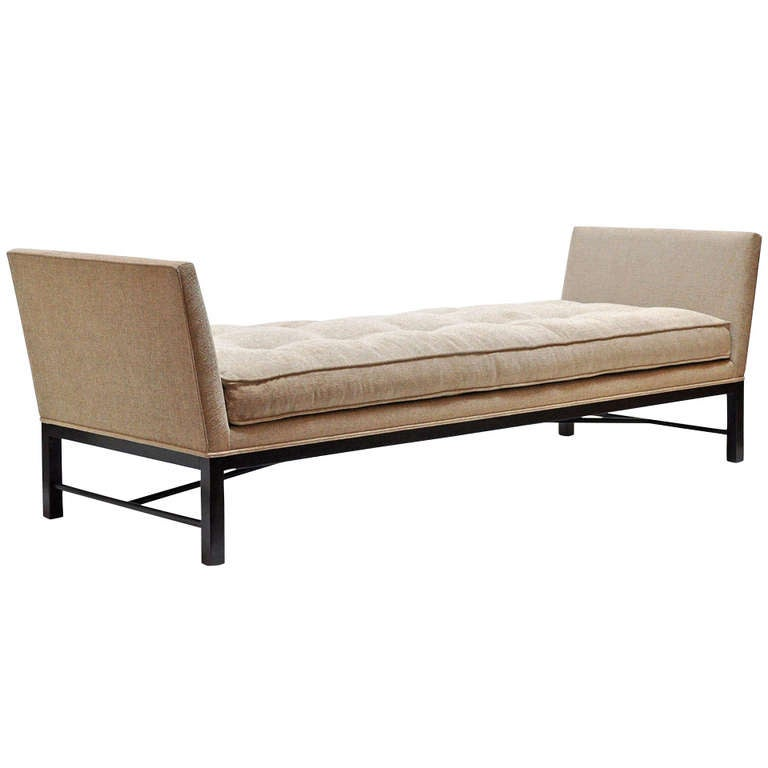 Edward Wormley For Dunbar Upholstered Daybed At 1stdibs