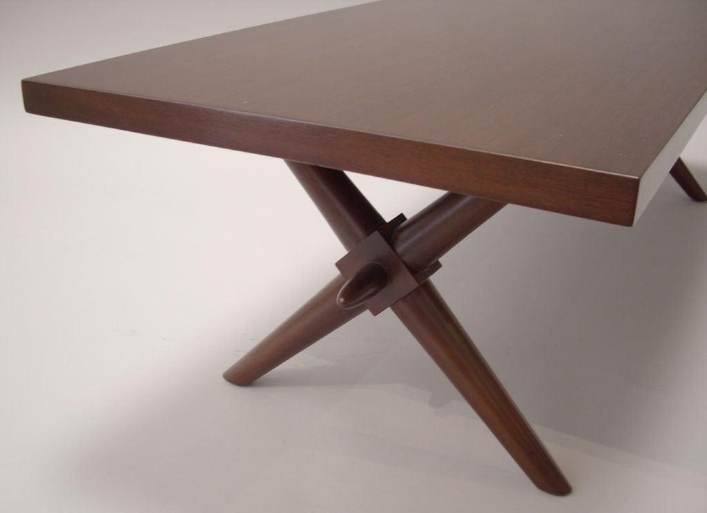 American  T.H. Robsjohn-Gibbings for Widdicomb Coffee Table For Sale