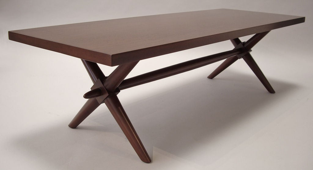 Hand-Crafted  T.H. Robsjohn-Gibbings for Widdicomb Coffee Table For Sale