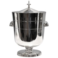 Tommi Parzinger (1903-1981) Glass Lined Ice Bucket