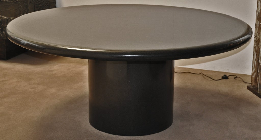 Michael Taylor 1927 1986 Custom Granite 66 Dining Table For Sale At 1