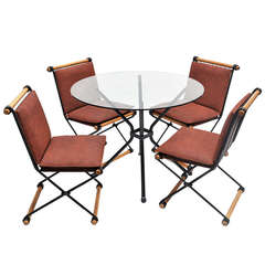 Cleo Baldon Table and Four Chairs