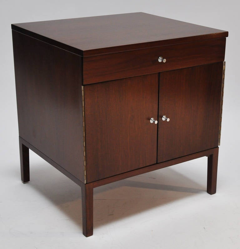 Paul mccobb pair of nightstands or sofa tables at 1stdibs for Bedroom furniture 90036