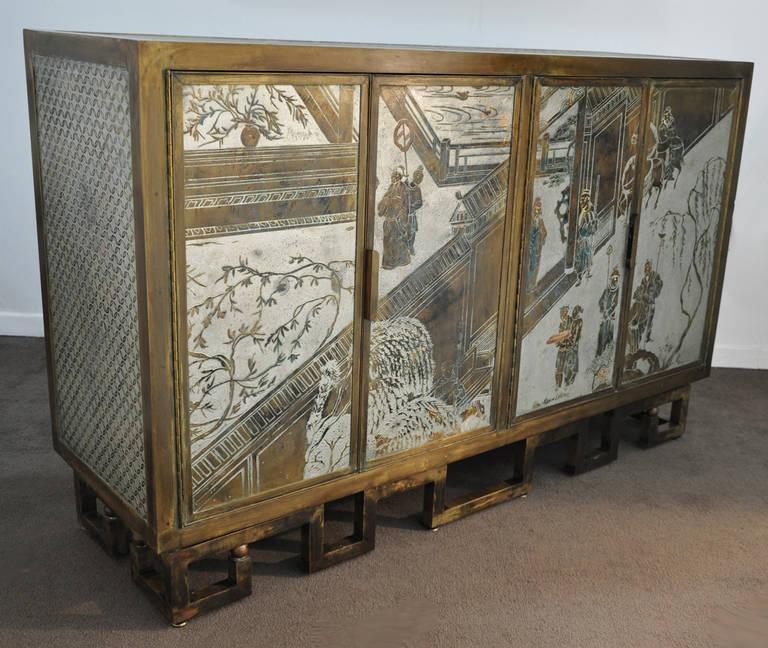 Philip and Kelvin LaVerne Cabinet 2