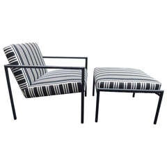 Muriel Coleman Lounge Chair and Ottoman