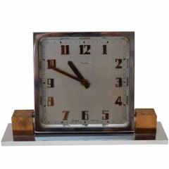 Cartier Art Deco Table Clock