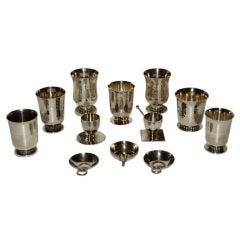 Jean Despres Silver Accessories