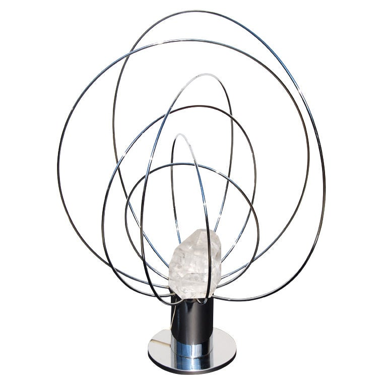 angelo brotto for esperia table lamp at 1stdibs