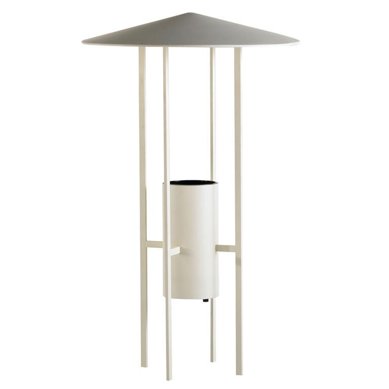 Philip Johnson and Richard Kelly Prototypical Floor Lamp For Sale