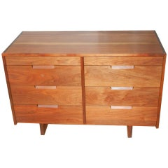 George Nakashima 8 Drawer Dresser