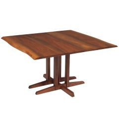 "George Nakashima ""Frenchman's Cove"" Square Table"
