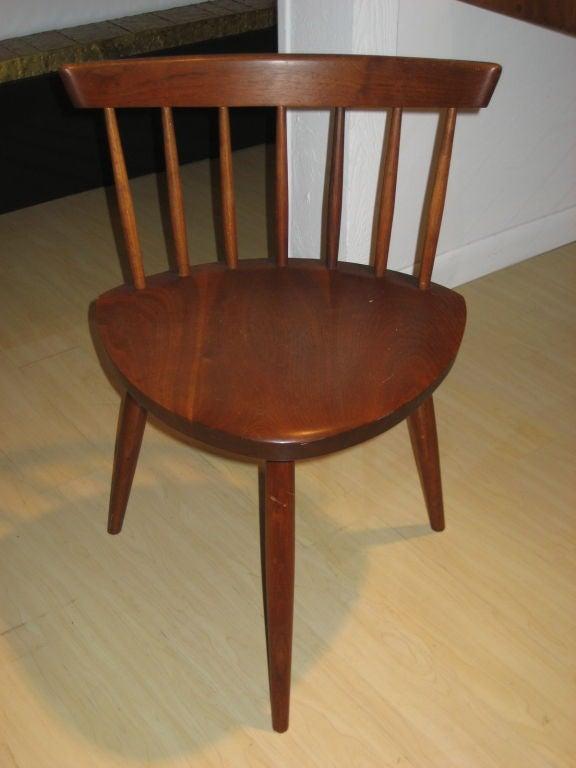 "George Nakashima Chairs george nakashima ""mira"" chairs set of six for sale at 1stdibs"