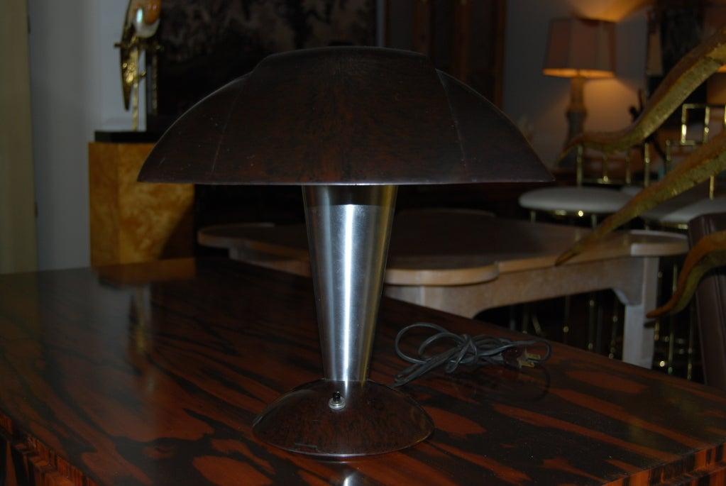 Walter Dorwin Teague Quot Polaroid Quot Desk Lamp At 1stdibs