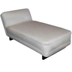 "Paul Laszlo Custom ""Tongue"" Chaise Longue"