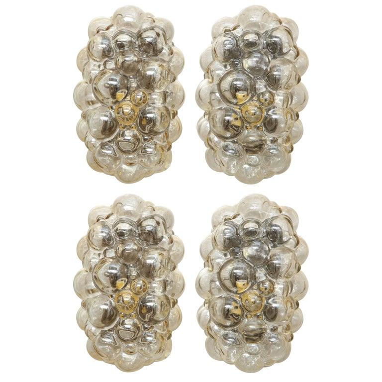 Helena Tynell/Limburg Bubble Glass Sconces