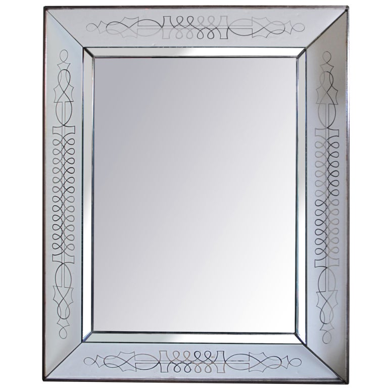 a fine by max - Mirrored Frame