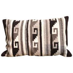 Two Grey Hills Saddle Blanket Pillow