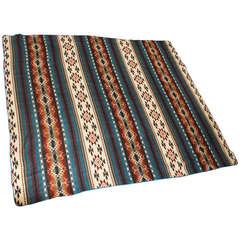 Alpaca Wool Chinle Navajo Indian Inspired Camp Blanket