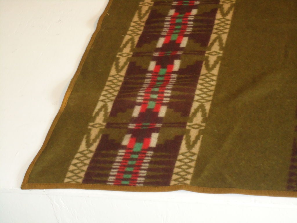 Antique Indian Trade & Camp Blankets