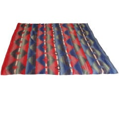 Fantastic Faded Colors Beacon Indian Blanket/cotton Camp Blanket