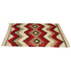 Navajo Indian Weaving/eye Dazzler Rug