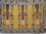 Fantastic Navajo/Yea Indian Weaving Pillow image 3