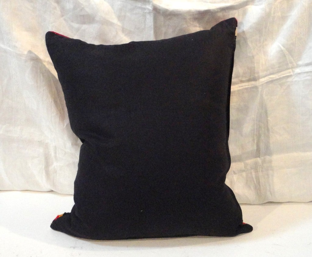 Fantastic Hand Woven Mexican Indian Sarape Pillows 2