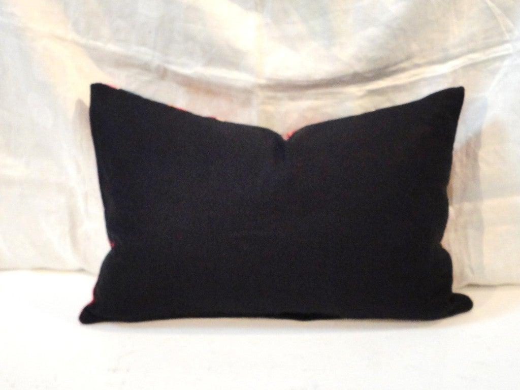 Fantastic Hand Woven Mexican Indian Sarape Pillows 4
