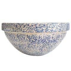 Robinson Ransbottom Spongeware Bowl