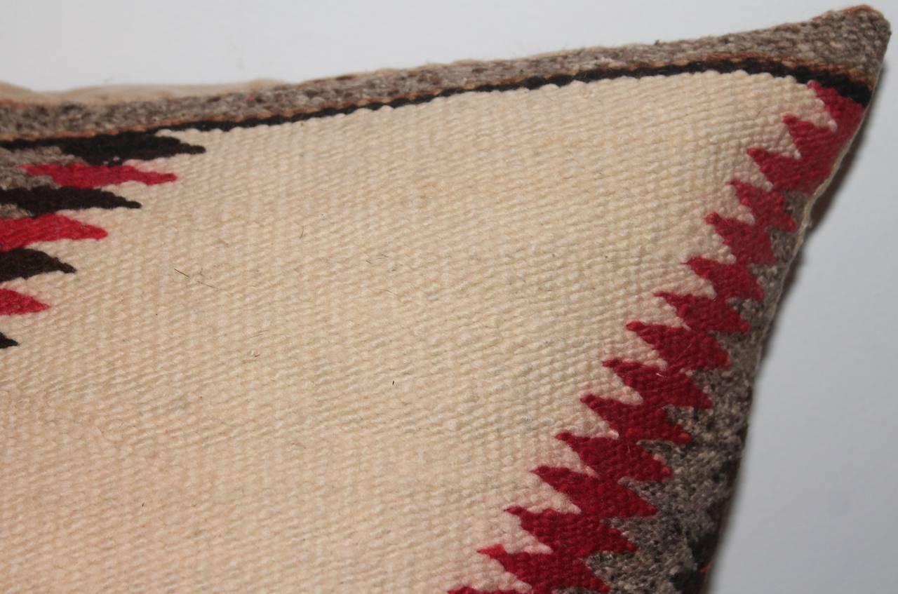 1885 Antique Navajo Rug Transitional Period Navajo Rug