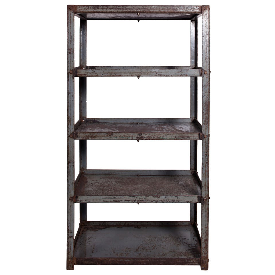 industrial metal shelving - Industrial Metal Shelving
